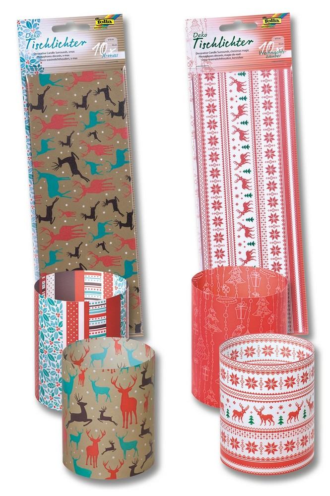 Fingerfarbe Weihnachten.Gigi Versand Artikel Detailansicht Tischlichter Weihnachten 20er